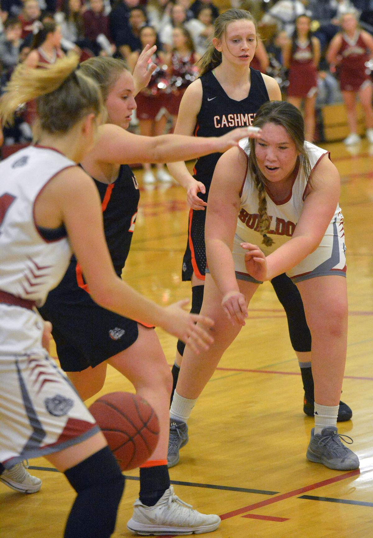 Girls' basketball: Bears take out gashed Tigers
