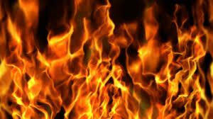 flames horizontal