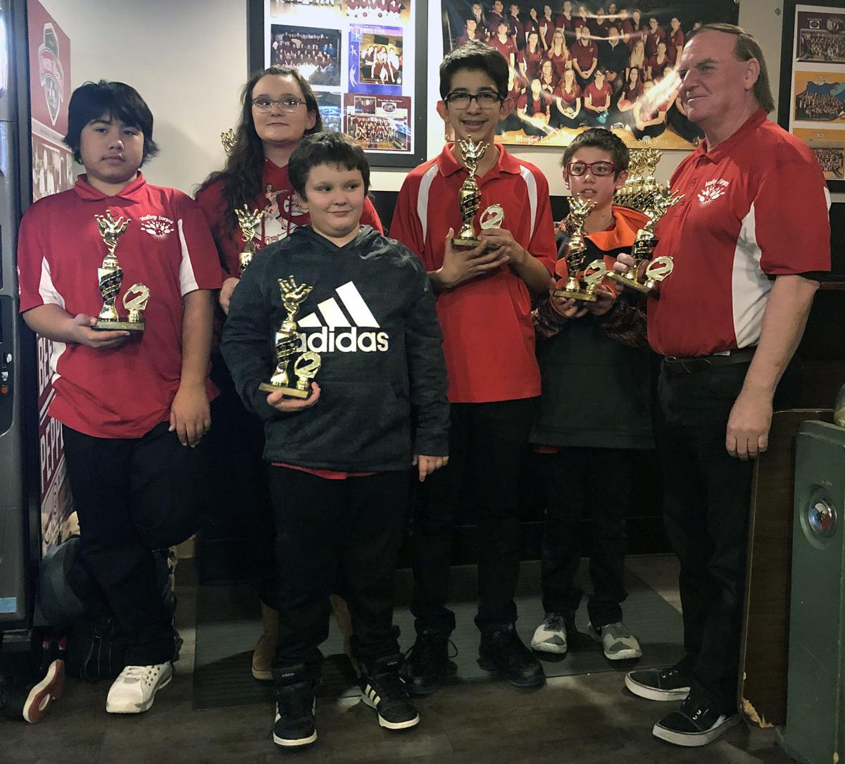 Mercado, JV bowlers shine for Omak this season