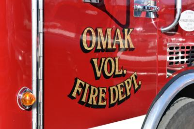 Omak fire truck