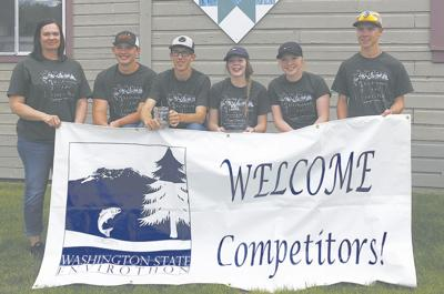 Okanogan Envirothon Team Takes First In State Community