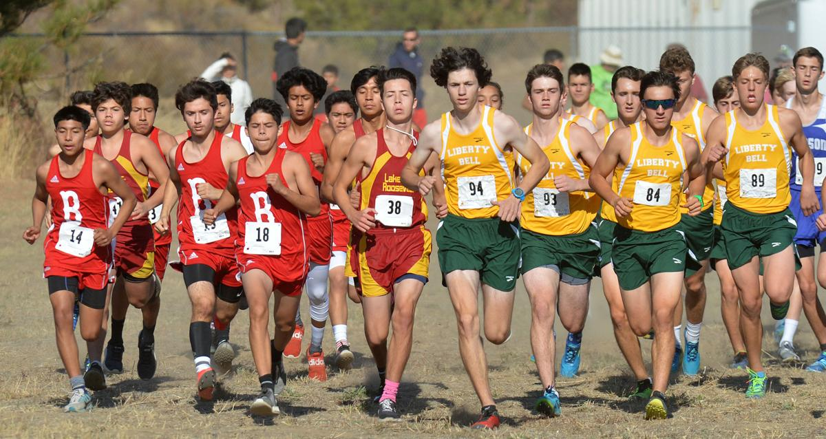 Cross country: Sun shines on Mountain Lions' teams