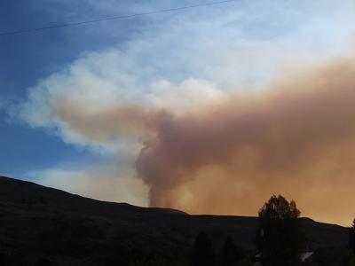 Palmer Lake Fire