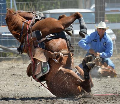 Cody Barney of Klamath Falls, Ore.,