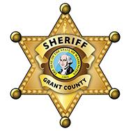 grant county sheriff badge