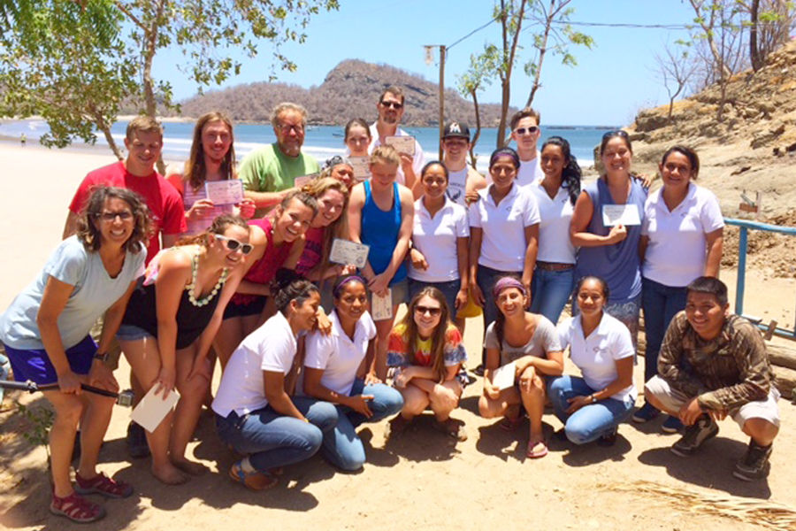 Omak students travel to Nicaragua