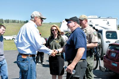 State of emergency: Inslee visits Ferry County