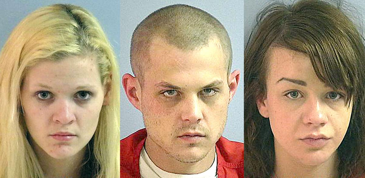 Three arrested for allegedly dealing drugs in Omak
