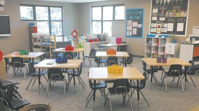 Grainger gains two first grade classrooms