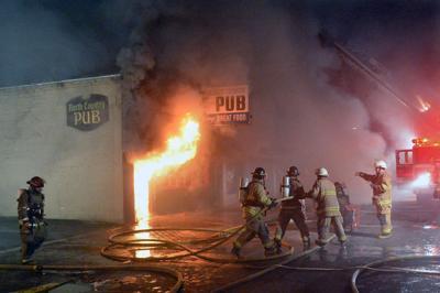 North Country Pub burns early Nov. 29