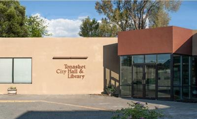 Tonasket city hall