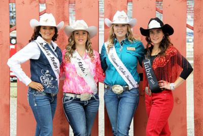 Williams Lake Stampede Queen Michelle Ball writes about Omak