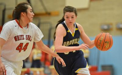 White Swan powers past Oroville girls