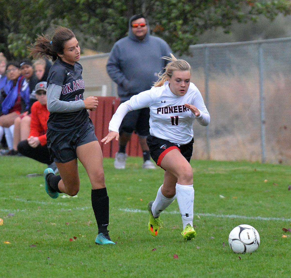 Soccer: Cascade thumps Omak, 12-0