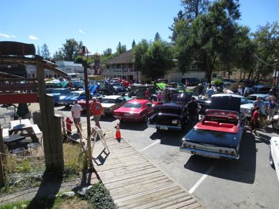 Winthrop Vintage Wheels Car Show is this weekend