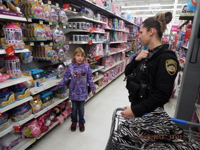 Shop with a Cop is Dec. 22