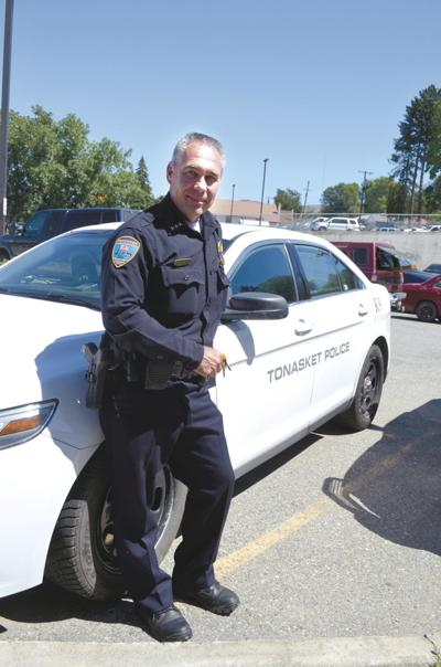 Odegaard takes helm of police department