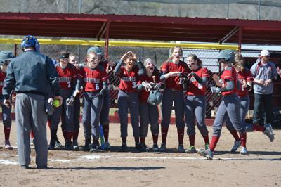 Cle Elum softball slugs its way past Okanogan