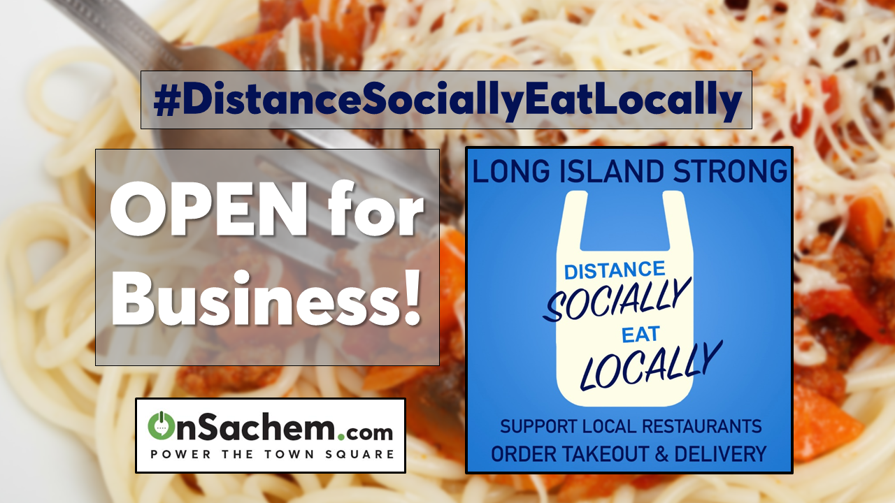 Editorial: 'Distance Socially Eat Locally' for tasty local takeout and delivery