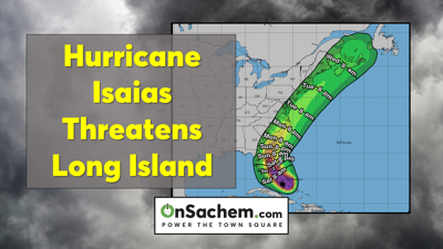 Hazardous Weather Outlook issued for Long Island as Hurricane Isaias poses threat