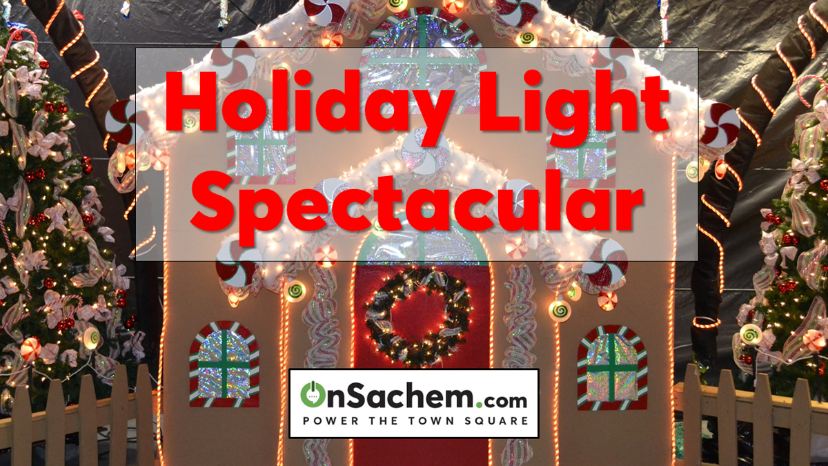 Holiday Light Spectacular at Holtsville Ecology Site