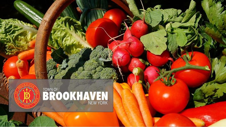 Farmers Market at Brookhaven Town Hall