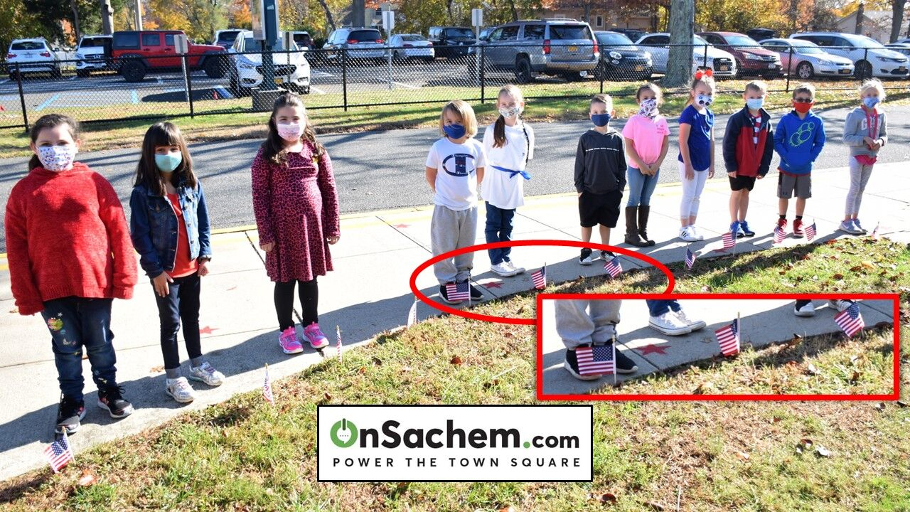 Sachem students remember soldiers and their sacrifices