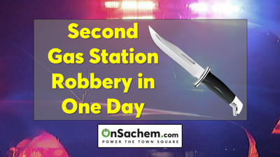 Two Robberies in One Day at Local Gas Stations