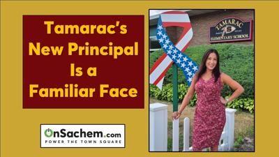 Sachem appoints a familiar face to principal of Tamarac Elementary School in Holtsville