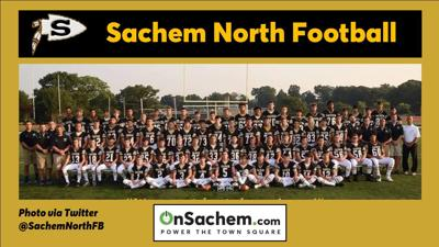 Sachem North Varsity Football