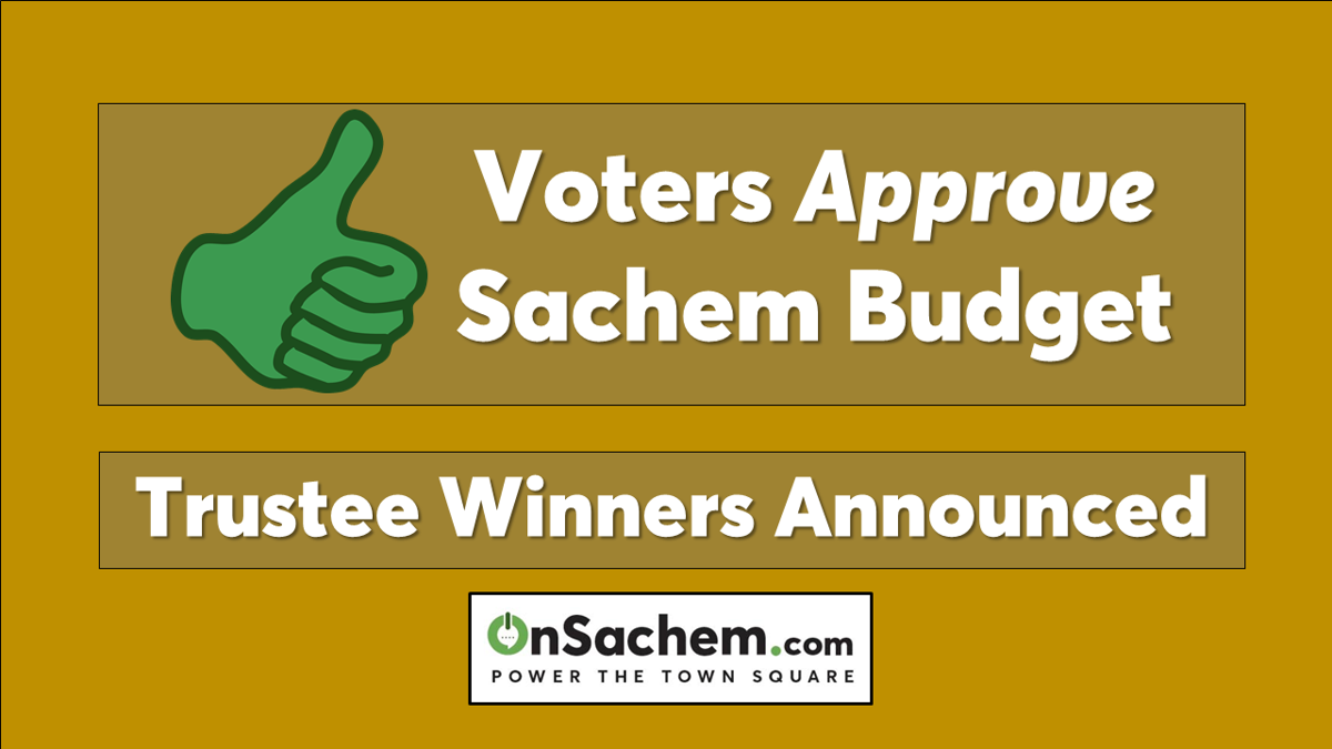Sachem budget passes, entire slate backed by union wins