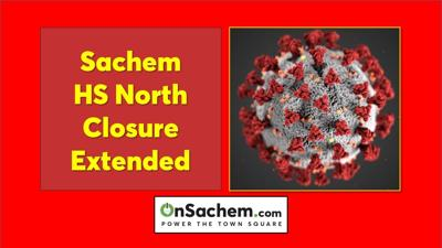 Sachem HS North extends closure for in-person learning as COVID-19 cases rise
