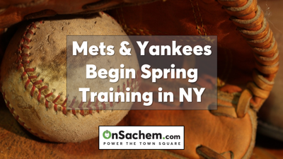 Mets and Yankees to begin spring training in NY: Cuomo