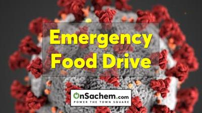 Brookhaven Town holds 'Emergency Food Drive' for anyone affected by the pandemic