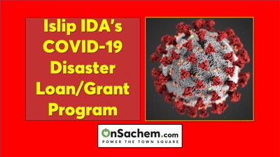 Town of Islip launches COVID-19 disaster loan/grant program