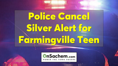 Police Cancel Silver Alert for Farmingville Teen