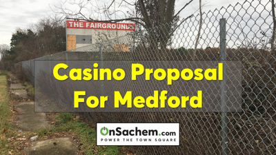 OTB Proposes Building a Casino in Medford—Again