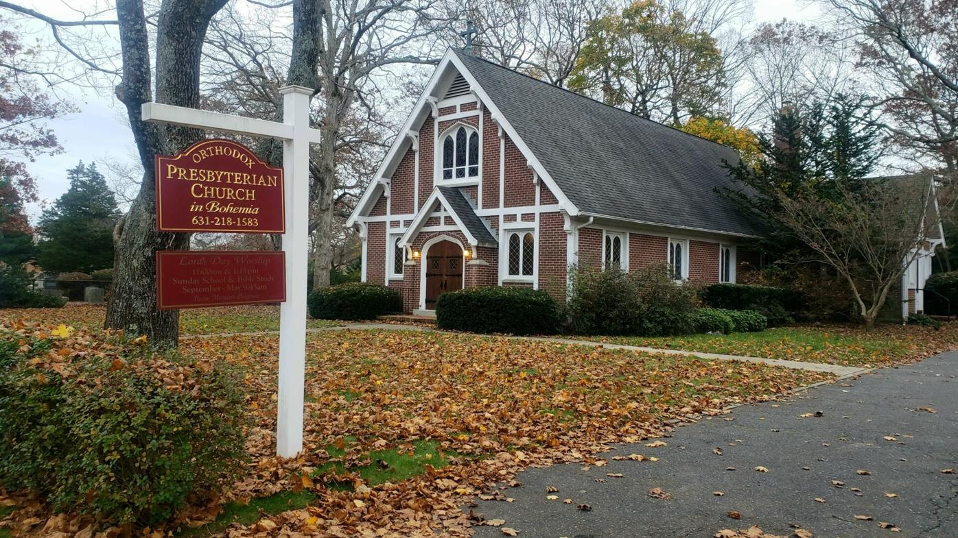 Orthodox Presbyterian Church, 906 Church St., Bohemia - 1