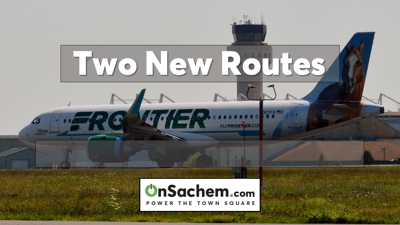 Frontier Airlines adds new routes from MacArthur Airport in Ronkonkoma