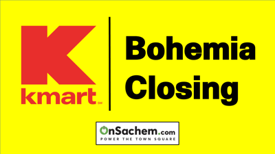 Bohemia Kmart to Close; Farmingville Closed Earlier this Month