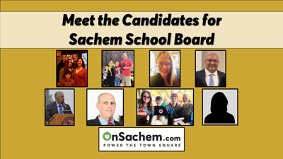 Meet the candidates: OnSachem profiles residents running for the Board of Education