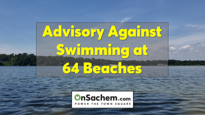 Advisory against swimming at 64 Suffolk beaches following Tropical Storm Fay