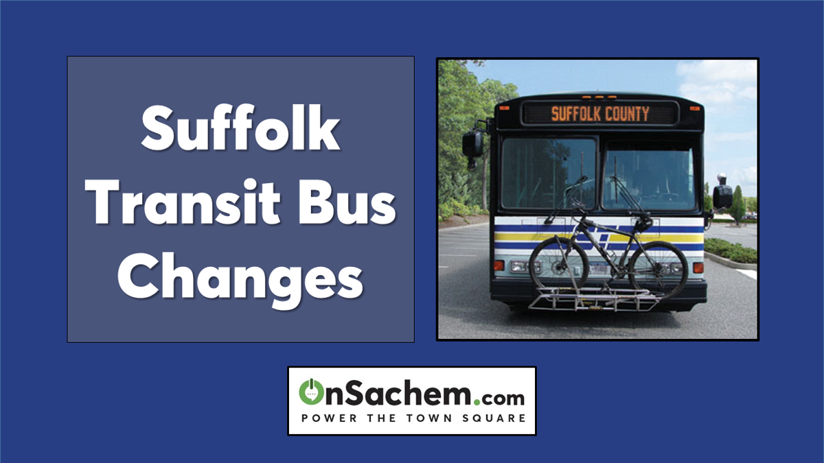 Suffolk Transit resumes front-door bus boarding and adds summer service to Robert Moses State Park