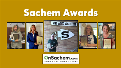 SCOPE honors the contributions of five from Sachem
