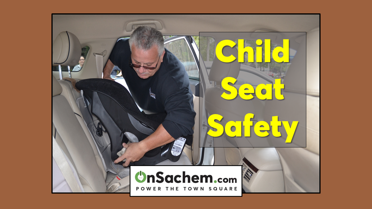 Brookhaven Highway Department Offers Free Child Safety Seat Checks, March 5