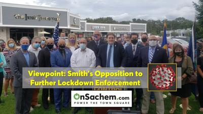 Smith's Viewpoint: Opposing enforcement of lockdowns in 5th Assembly District