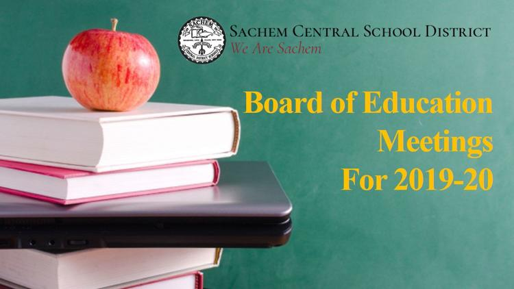 Sachem Central School District Board of Education