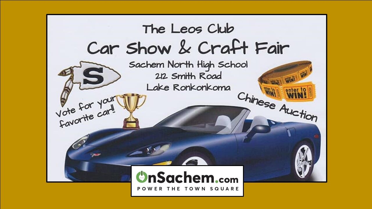 Sachem HS North students to hold Car Show & Craft Fair this weekend
