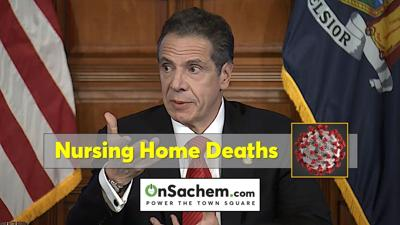 Not mentioned in Cuomo's coronavirus book: How many nursing home residents died in New York