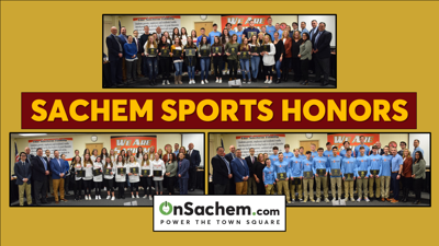 Sachem Board of Ed Recognizes Outstanding Fall Athletes